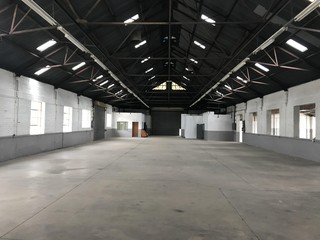 Warehouse for rent Wynberg