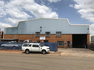 Free standing industrial property