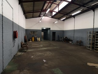 Big Spacious warehouse