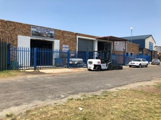 Industrial property to let / for sale, Krugersdorp