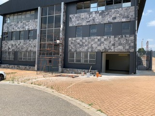 Office space to let, Strijdom Park