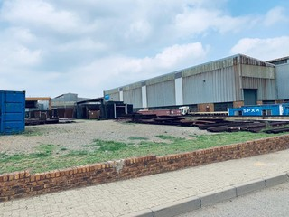 Heavy industrial property for sale in Nigel