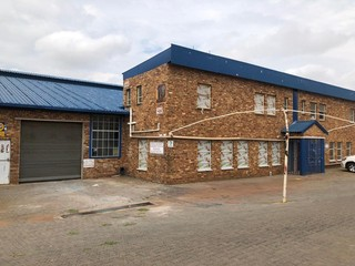 Mini industrial building to let in Chamdor