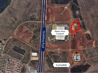 Commercial land for sale in Dalpark