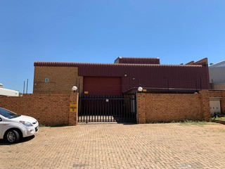 Warehouse for rent in Boksburg