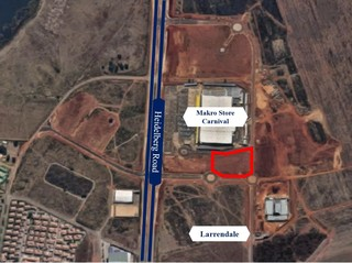 Industrial land for sale in Dalpark