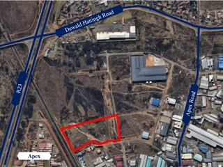Industrial land for sale in Apex