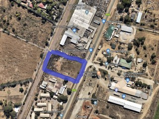 Industrial vacant land on Lavender Road