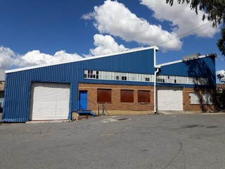 Warehouse to let in Industria West