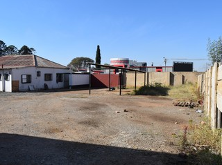 Site to let in Silverton