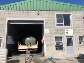 Mini Industrial Unit Available to Let