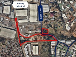 Land for sale in Tunney
