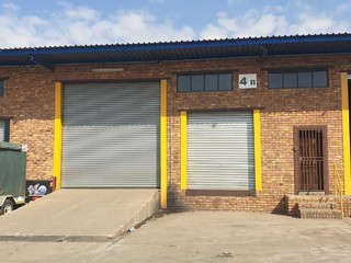 Warehouse to let in EP Malan Street