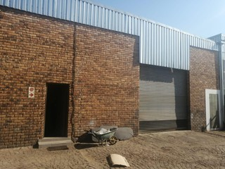 Warehouse available for rent in Bredell