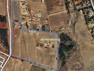 Land available for sale, Bredell