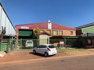 Warehouse available for sale Jet Park