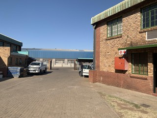 Industrial property to let in Centurion