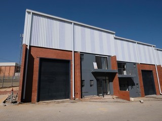 Industrial property for sale in Linbro Park