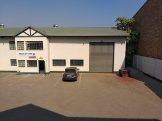 Warehouse unit available for sale