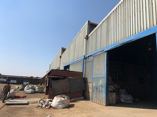 Industrial space to rent in Nigel