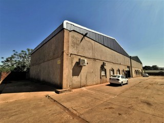 Industrial property to let