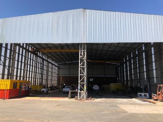 Industrial facility in Randfontein