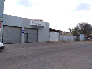 Industrial facility available for rent