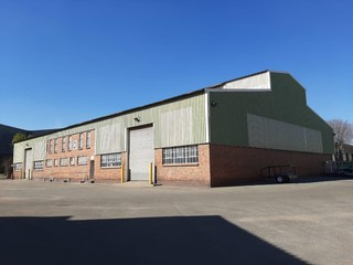 Industrial facility available for sale
