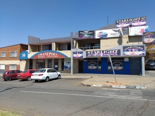 Office space to let on main road