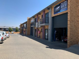 Warehouse unit available for rent