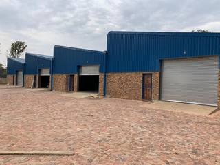 Warehouse to let in Daggafontein