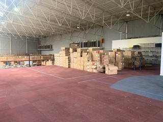 Warehouse available for sale