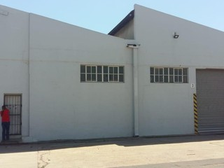 Warehouse available to let in Paarl