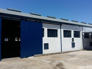 Warehouse to let in Paarl