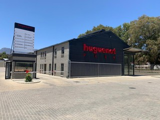 Industrial facility to let in Paarl