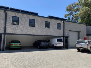 Industrial facility available to let in Paarl