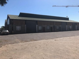 Industrial Premises with Yard