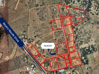 Land available for sale in Muldersdrift