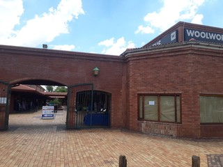 Retail space to let in Pretoria