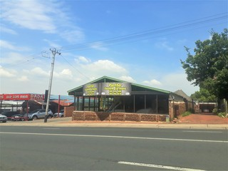 Workshop to let in Pretoria