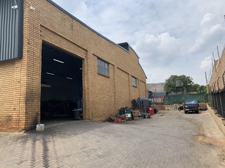 Warehouse to let in Centurion