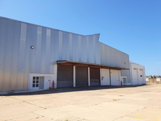WAREHOUSE AVAILABLE FOR RENT IN PROSPECTON